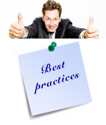 Best Practices - PEPw